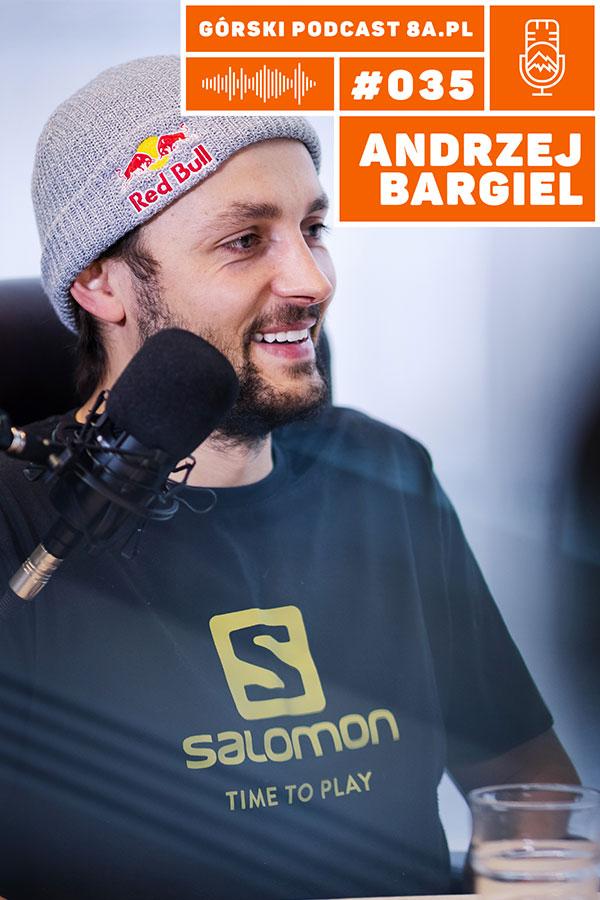 Andrzej Bargiel himalaizm na nartach - zapis podcastu 8academy