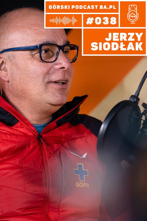 Jerzy Siodłak naczelnik GOPR