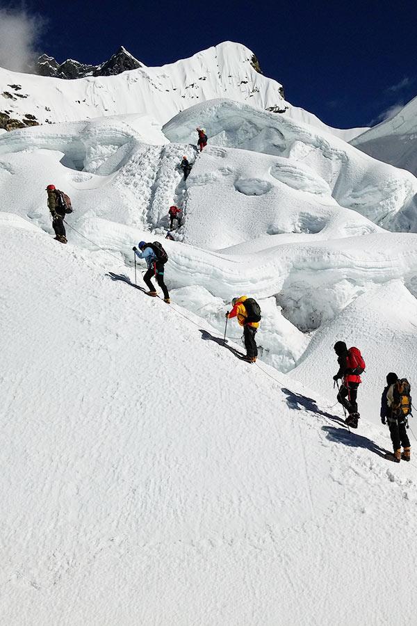 najwyższe góry świata atak szczytowy