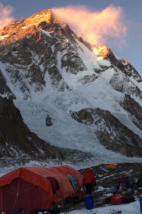 najwyższe góry świata k2