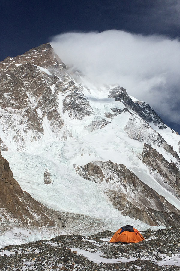 zagrożenia w górach wysokich k2
