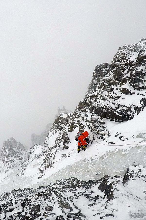 najwyższe góry świata - K2