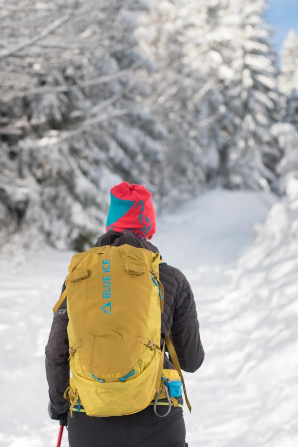 plecak skiturowy Blue Ice Kume