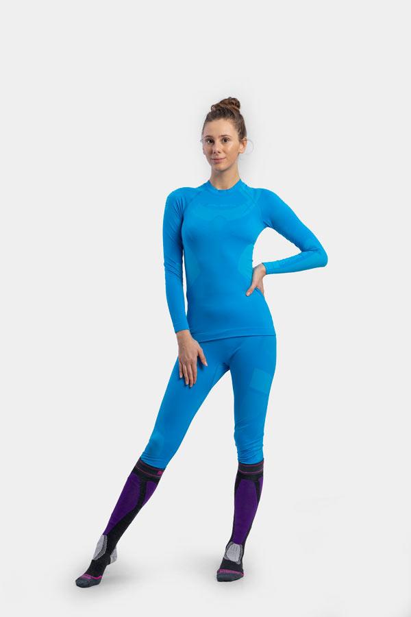 jak się ubrać na skitury - bielizna termoaktywna dla kobiet