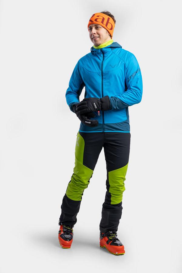 męski strój na skitury