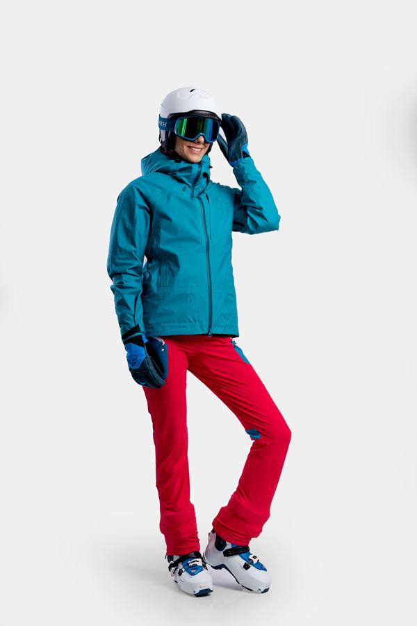 damska kurtka skiturowa