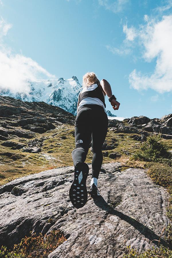 innowacyjne buty biegowe The North Face wygoda