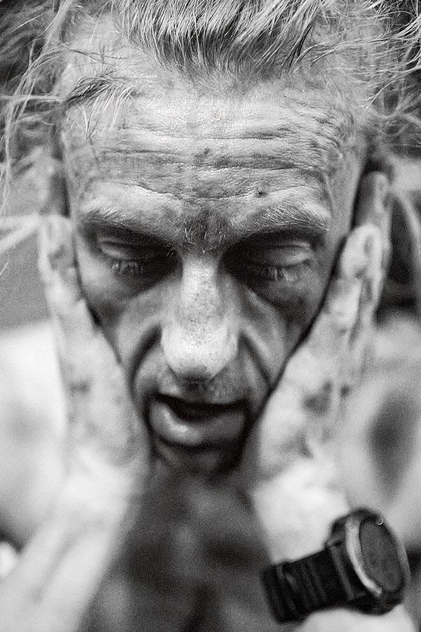 roman ficek biegi górskie portret