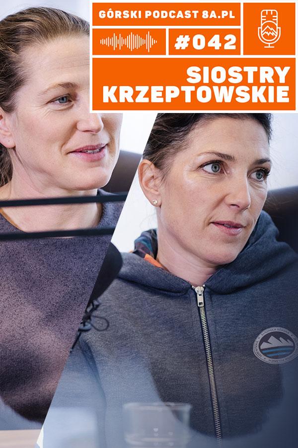 Siostry Krzeptowskie o tym, jak prowadzić schronisko w Tatrach - podcast 8academy