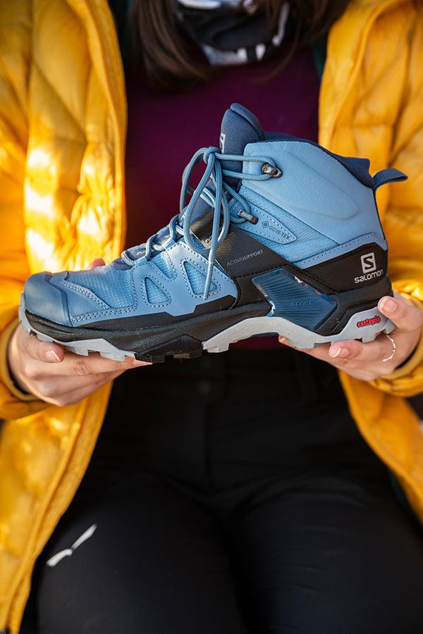 test butów turystycznych Salomon X Ultra 4 Mid GTX