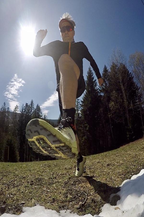 test butów On Running Cloudultra