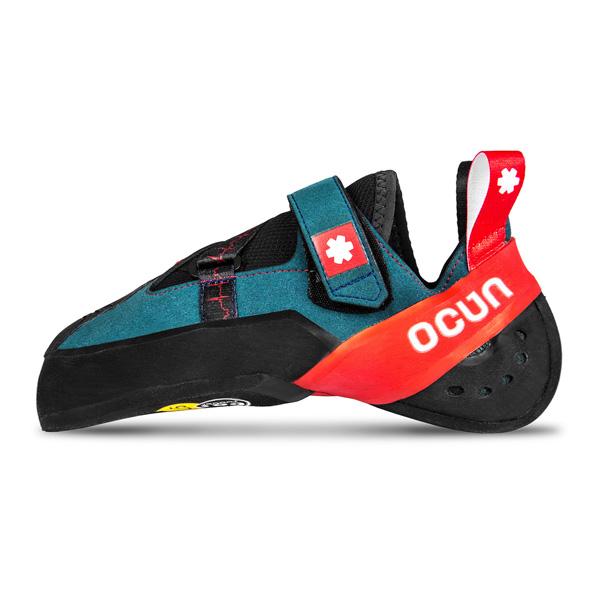 test butów wspinaczkowych Ocun Bullit
