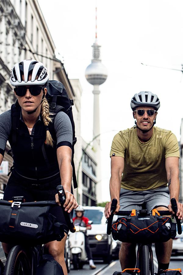 bikepacking zyskuje popularność