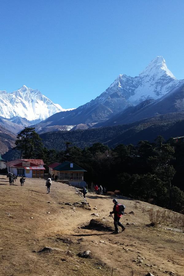 kiedy wybrać się na trekking w Himalajach
