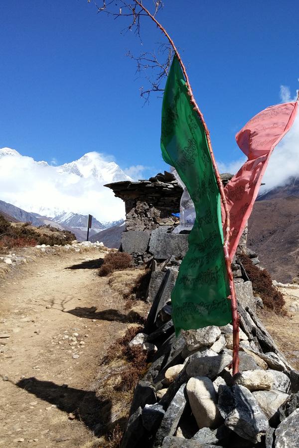 Himalaje - trekking