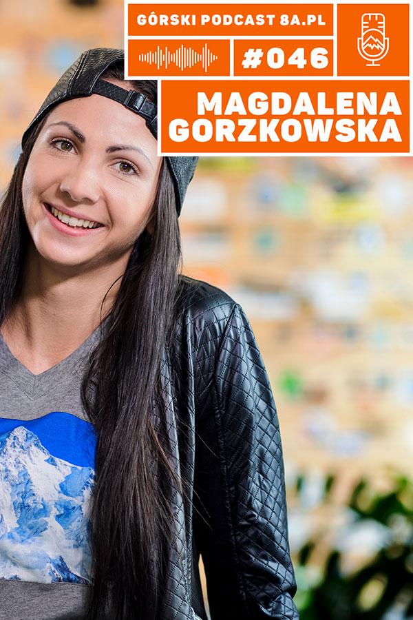 turystyka wysokogórska - podcast 8academy z Magdaleną Gorzkowską