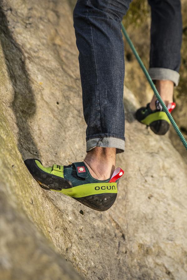 buty ocun havoc podczas wspinaczki