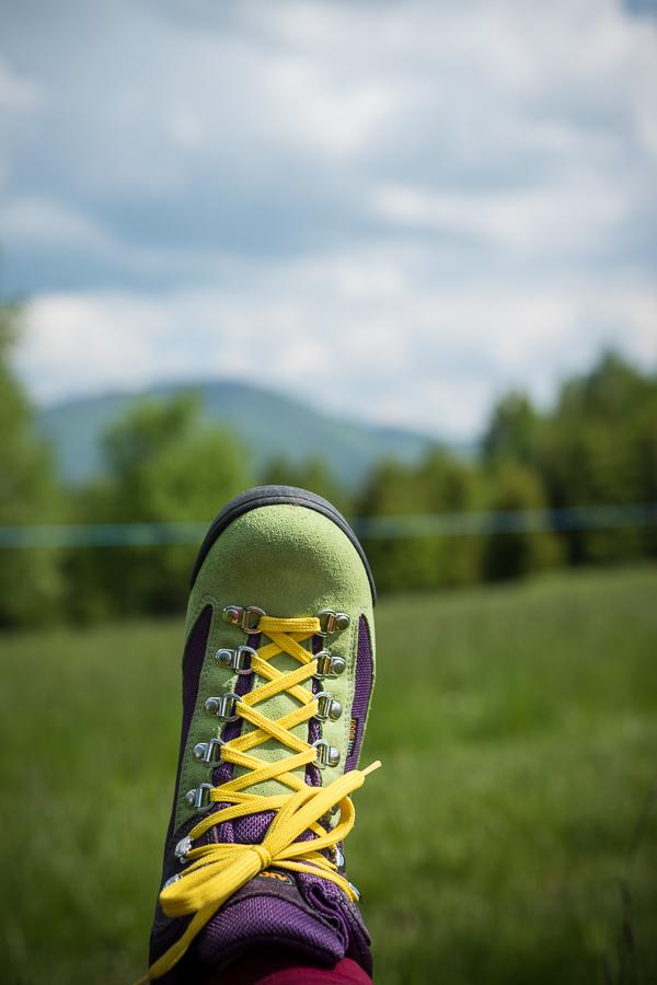 test butów trekkingowych akt