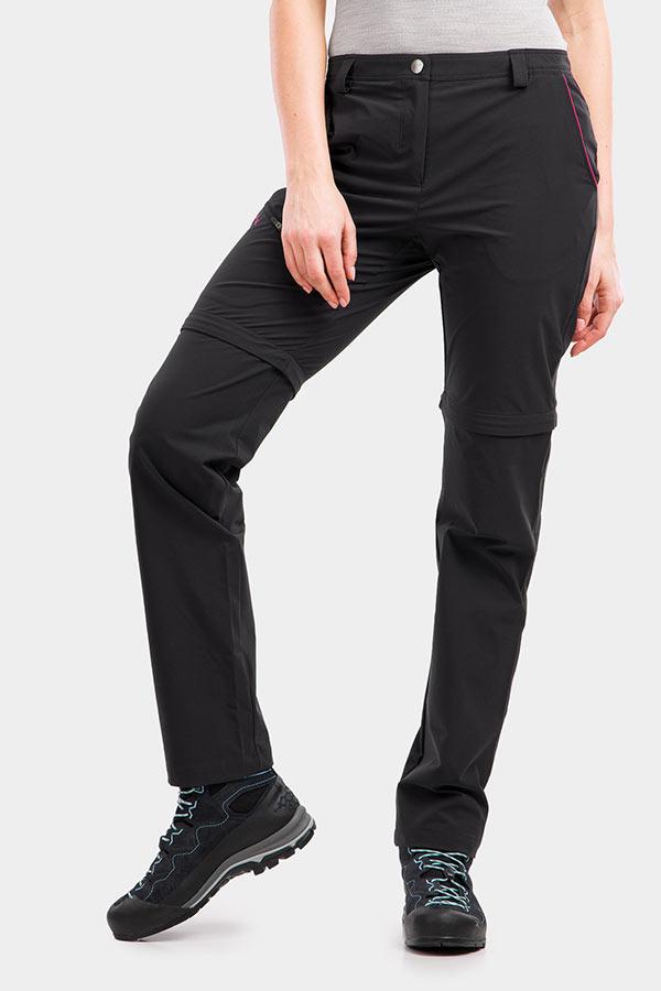 jakie spodnie z odpinanymi nogawkami