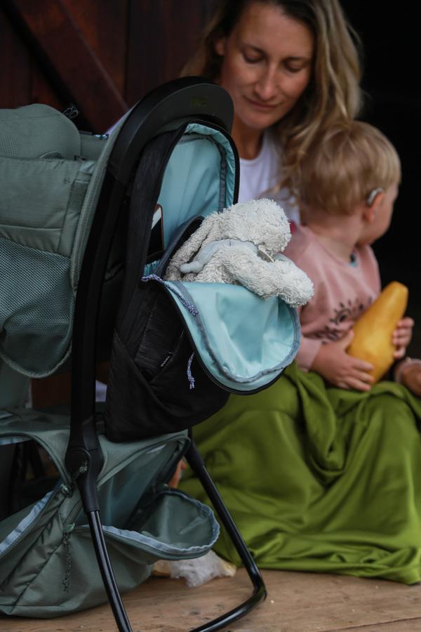 nosidełko dla dziecka Thule