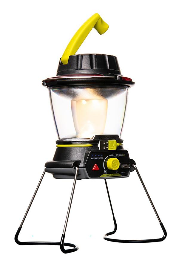 jaka lampa turystyczna