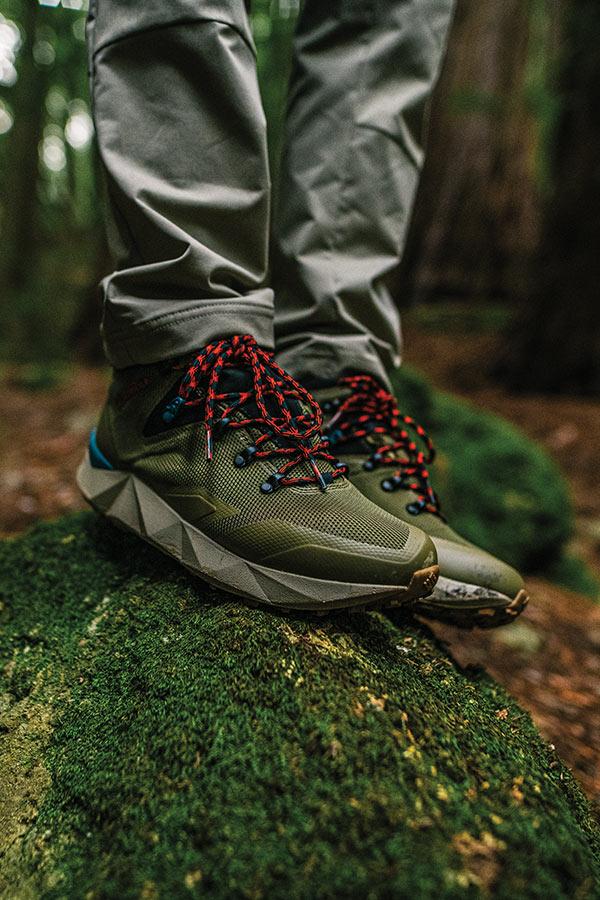 jakie buty do lasu
