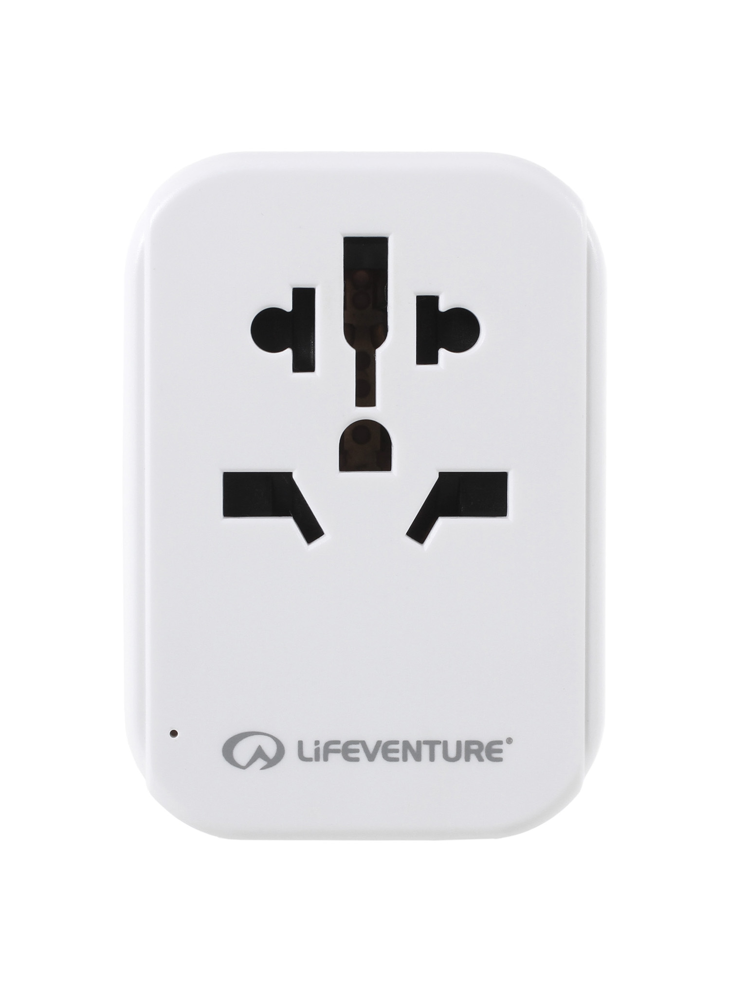 Adapter Lifeventure World to Europe Travel Adaptor with USB (USB C) - zdjęcie nr. 5