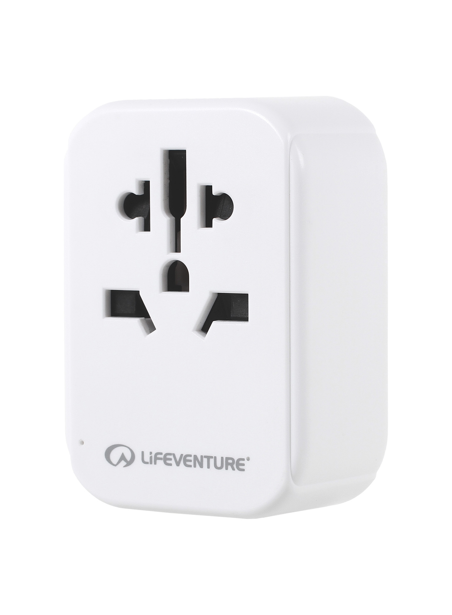 Adapter Lifeventure World to Europe Travel Adaptor with USB (USB C) - zdjęcie nr. 6