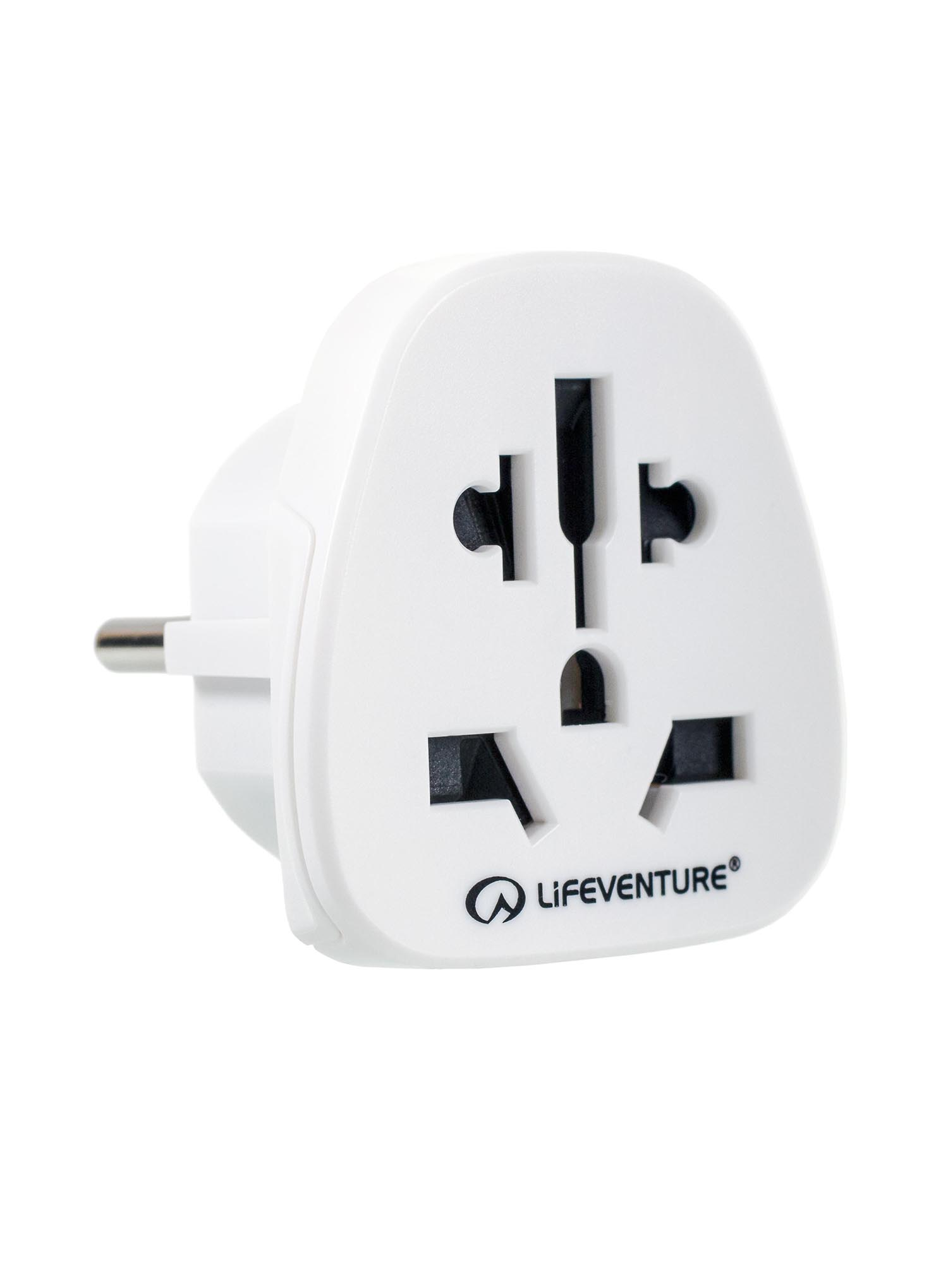 Adapter podróżny Lifeventure World to Europe Travel Adaptor - zdjęcie nr. 1