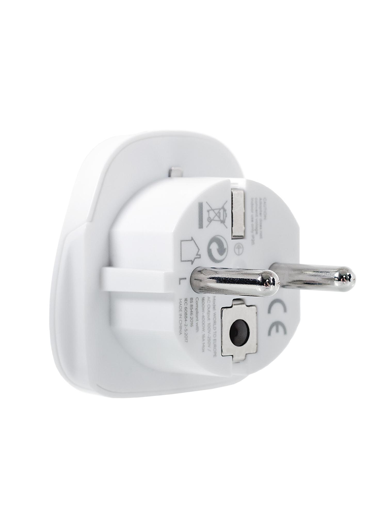 Adapter podróżny Lifeventure World to Europe Travel Adaptor - zdjęcie nr. 3
