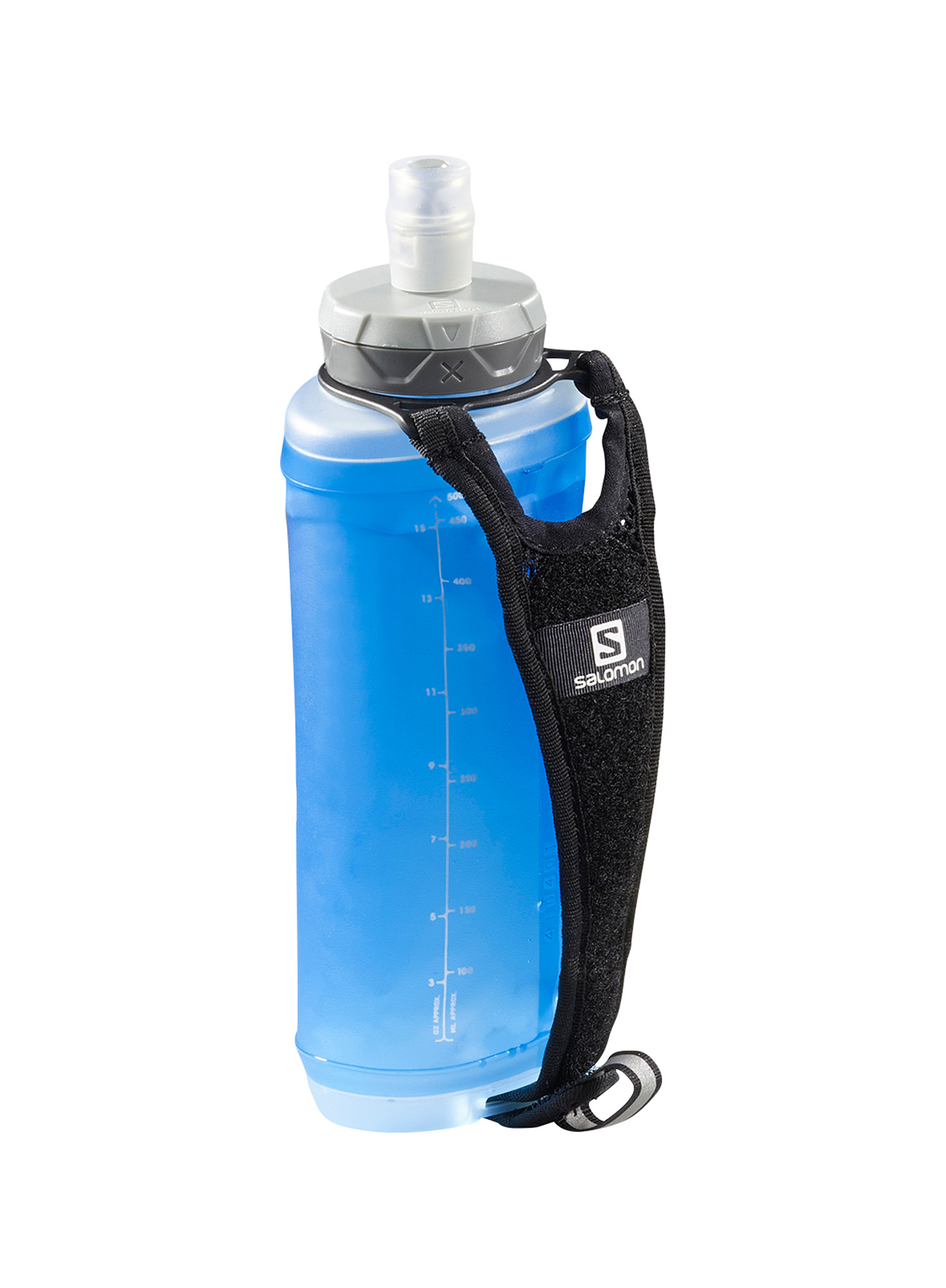 Softflask do biegania Salomon Active Handheld - black - zdjęcie nr. 1