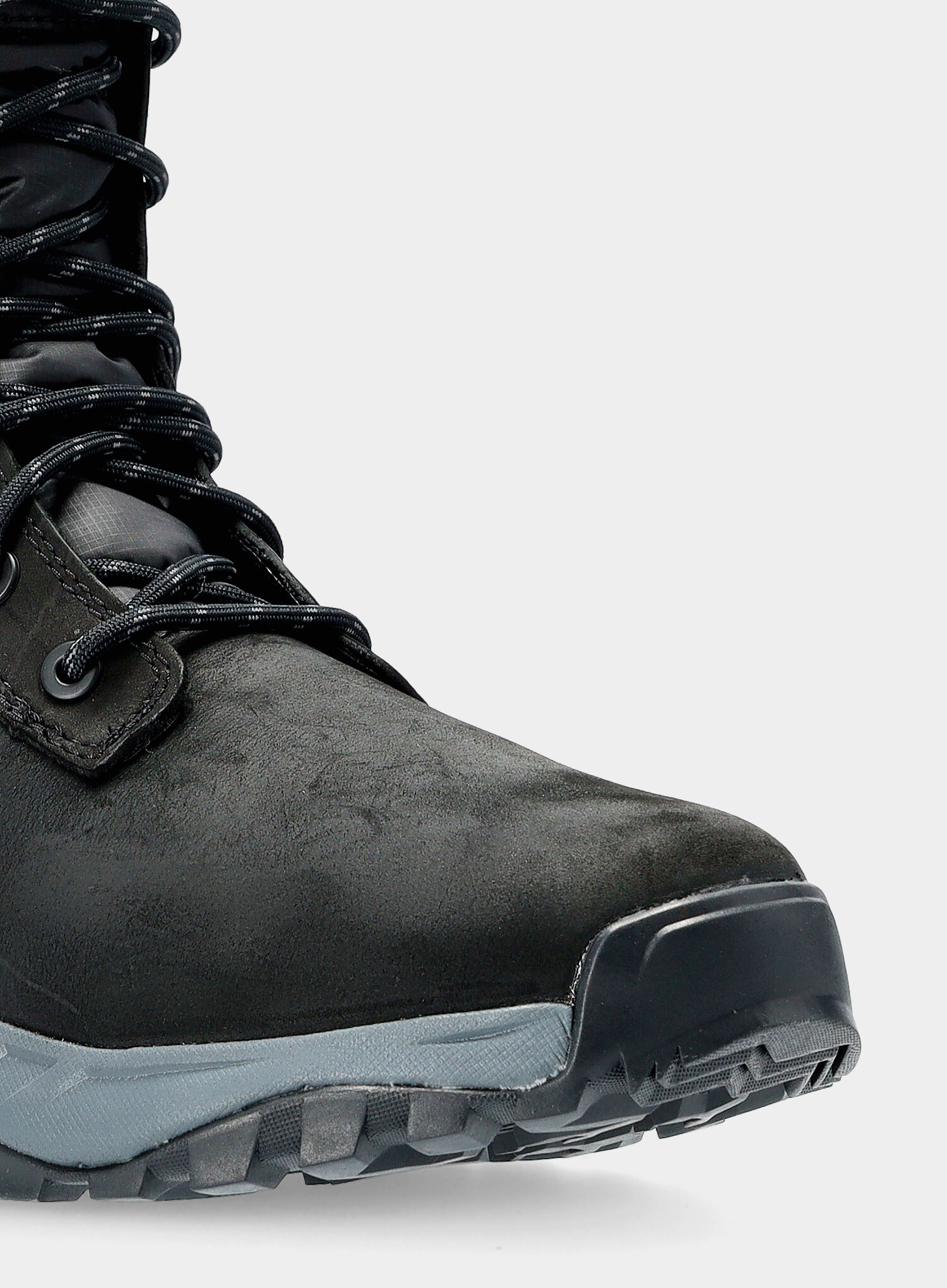 Buty The North Face Thermoball Boot Zip-Up - tnf black/zinc grey - zdjęcie nr. 6
