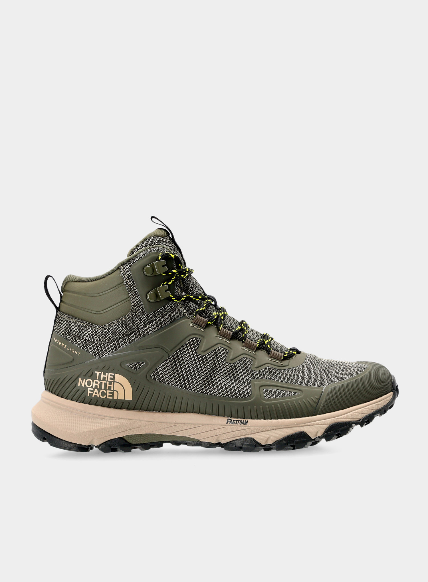 Buty The North Face Ultra Fastpack IV Mid FutureLight - green - zdjęcie nr. 1