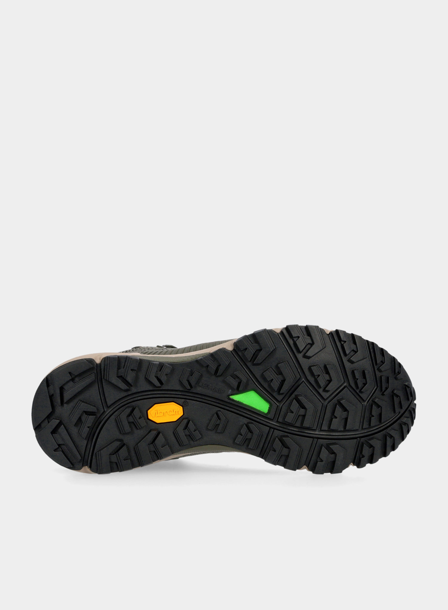 Buty The North Face Ultra Fastpack IV Mid FutureLight - green - zdjęcie nr. 2