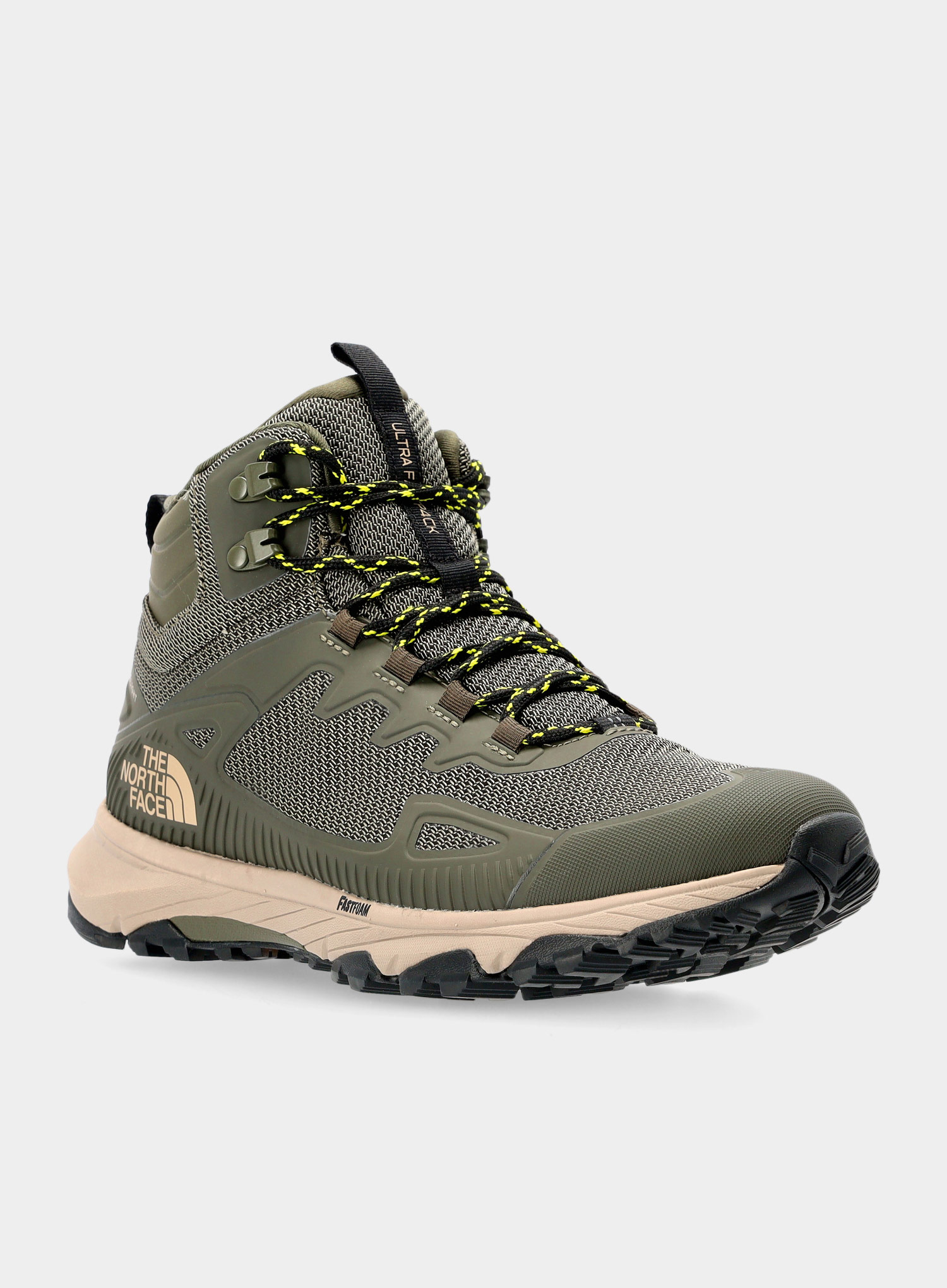 Buty The North Face Ultra Fastpack IV Mid FutureLight - green - zdjęcie nr. 3