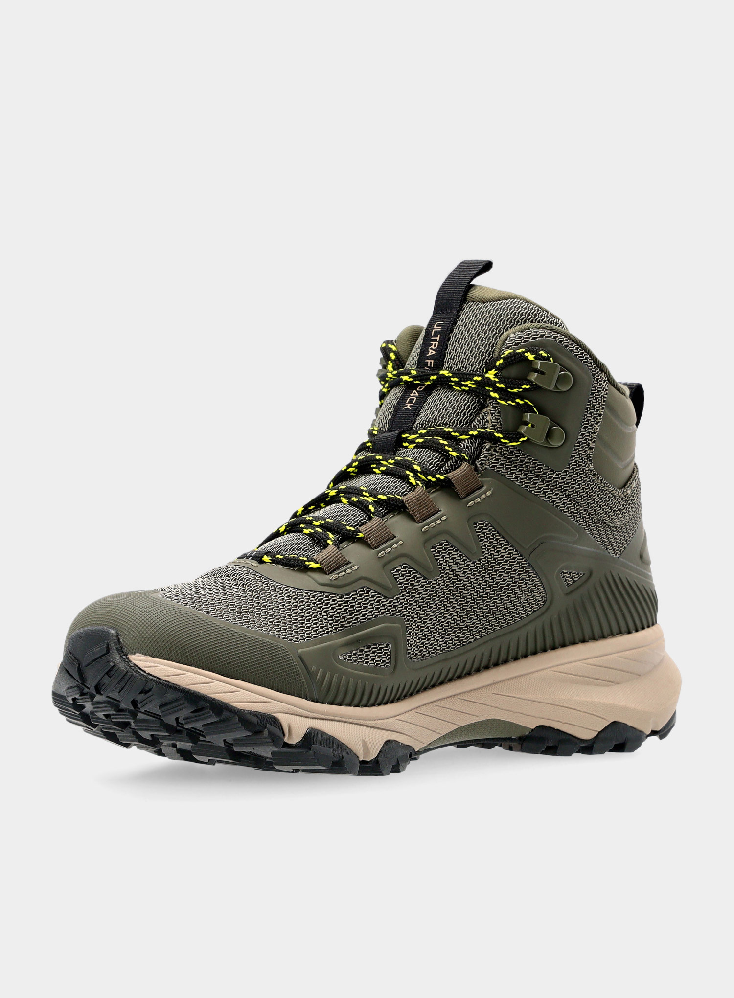 Buty The North Face Ultra Fastpack IV Mid FutureLight - green - zdjęcie nr. 4