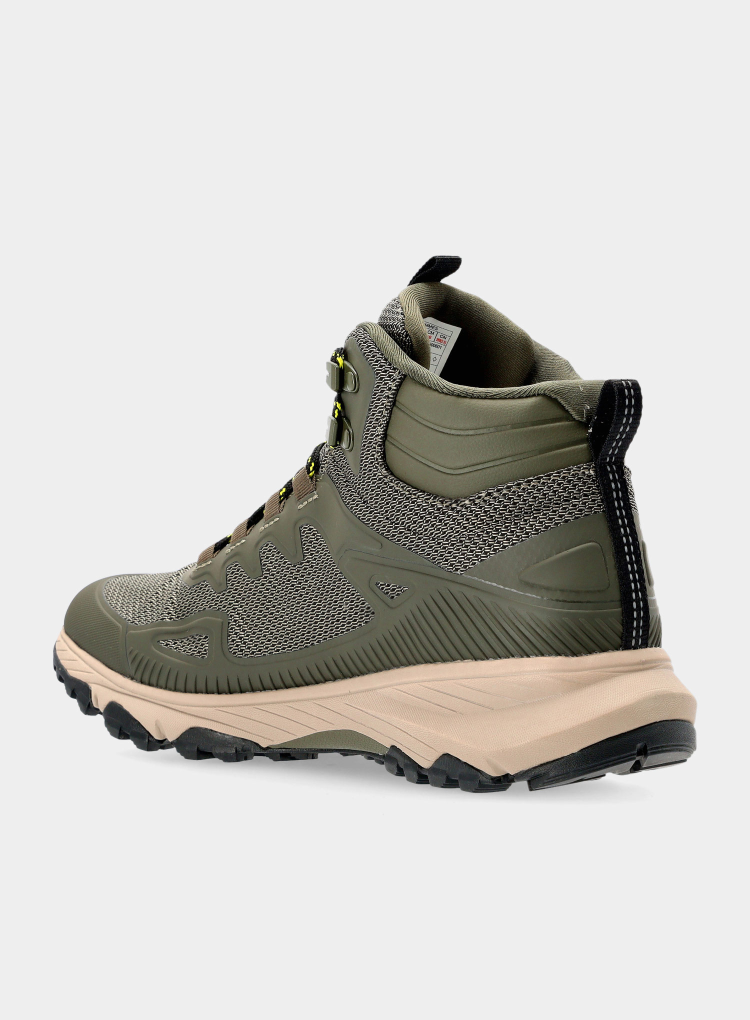 Buty The North Face Ultra Fastpack IV Mid FutureLight - green - zdjęcie nr. 6