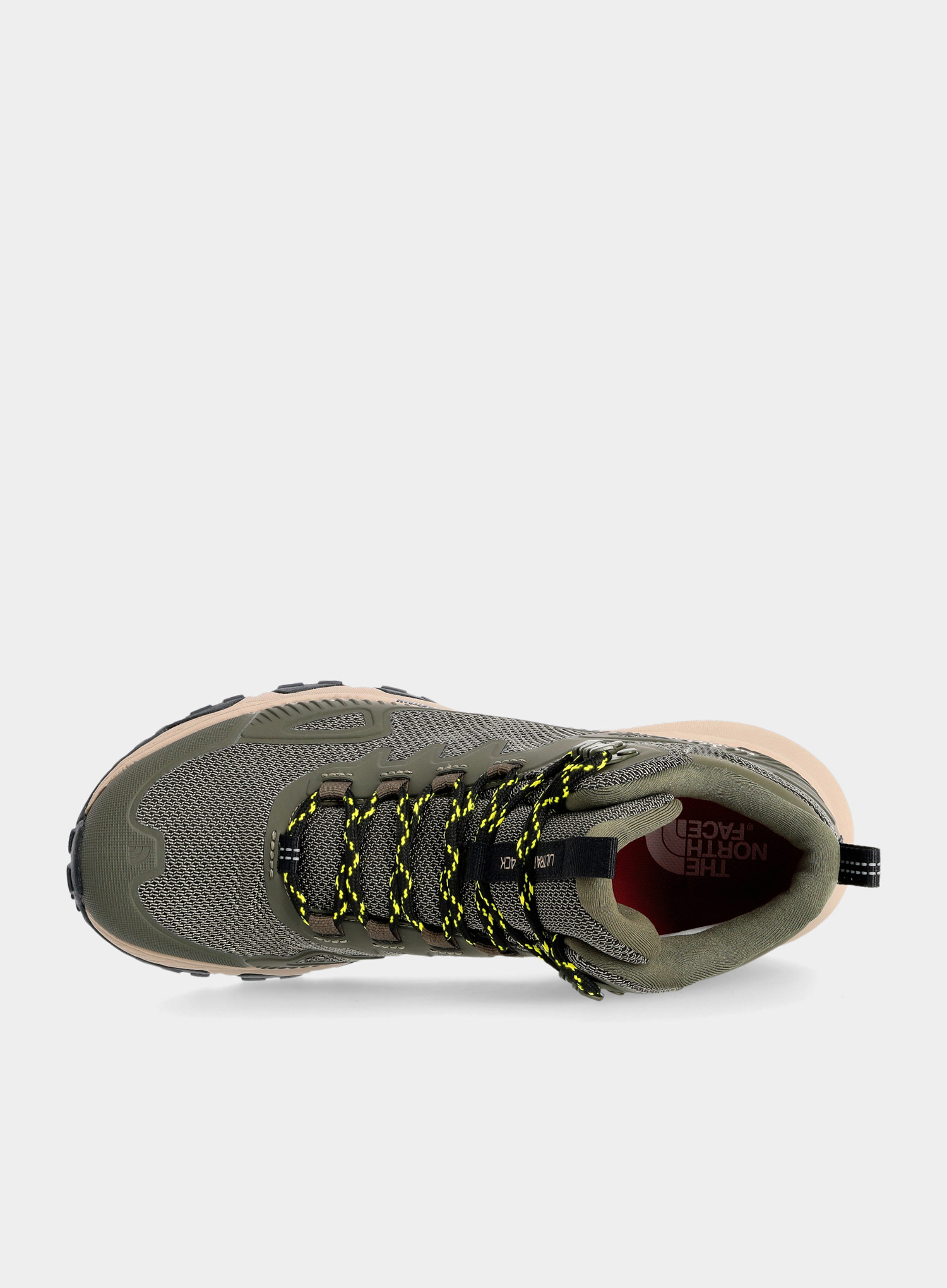 Buty The North Face Ultra Fastpack IV Mid FutureLight - green - zdjęcie nr. 8
