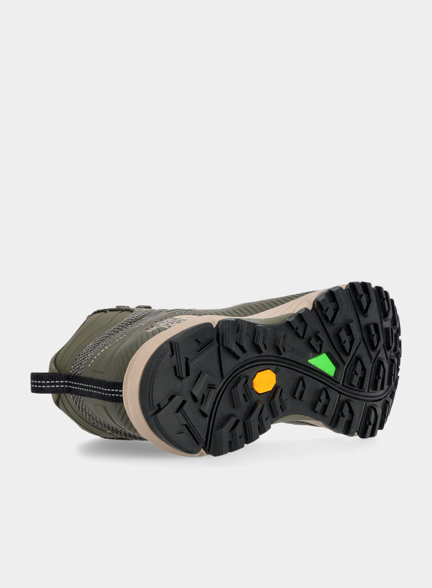 Buty The North Face Ultra Fastpack IV Mid FutureLight - green - zdjęcie nr. 9