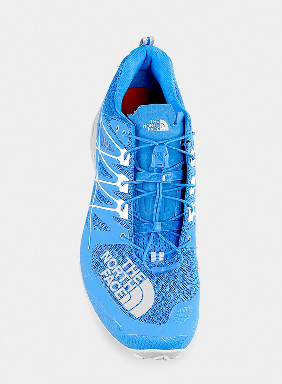 Buty The North Face Ultra MT II - bomber blue/high rise grey - zdjęcie nr. 5