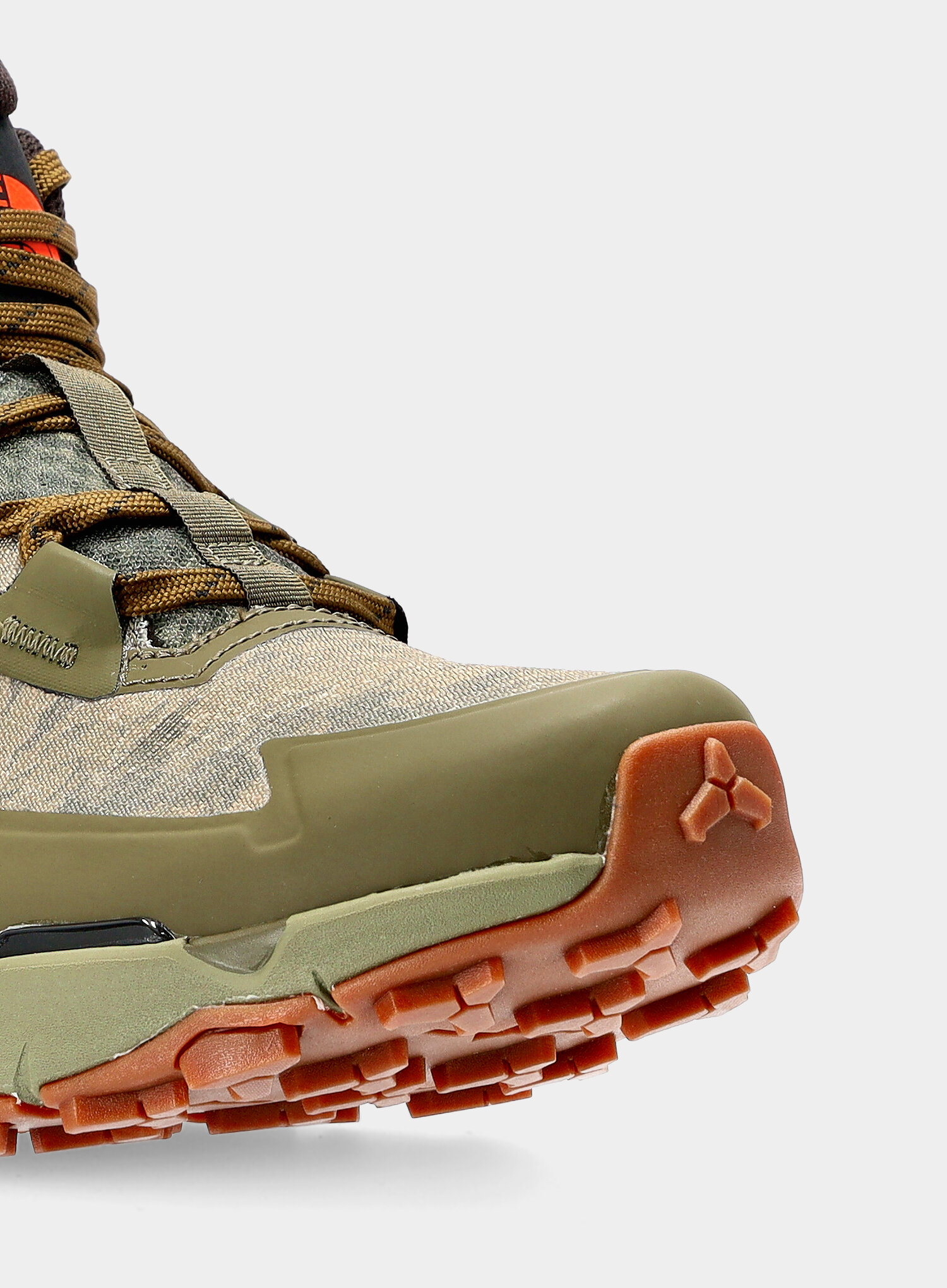 Buty outdoorowe The North Face Vectiv Exploris Mid FUTURELIGHT™ - olive - zdjęcie nr. 5