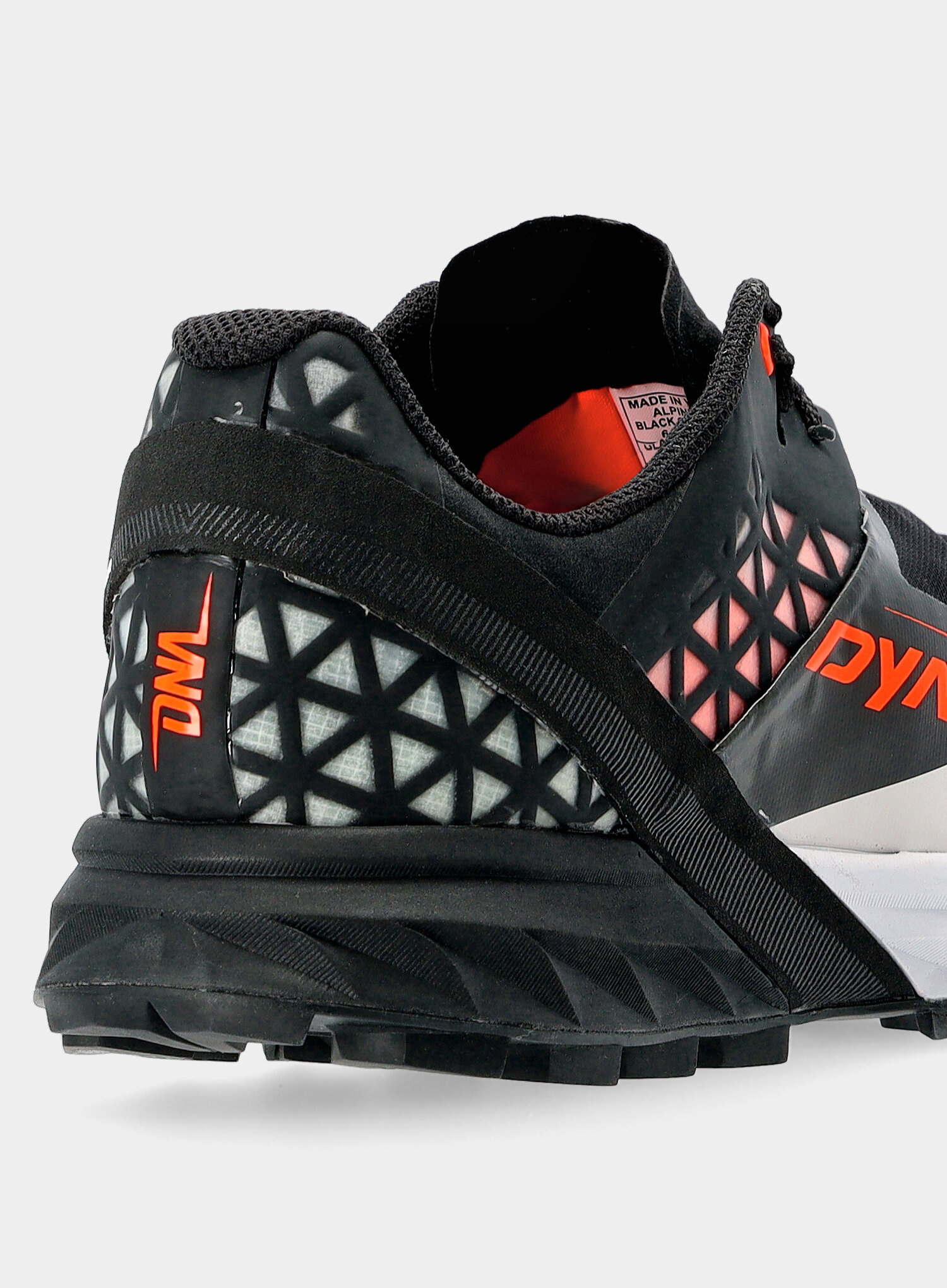 Buty trailowe Dynafit Alpine DNA - black out/orange - zdjęcie nr. 11