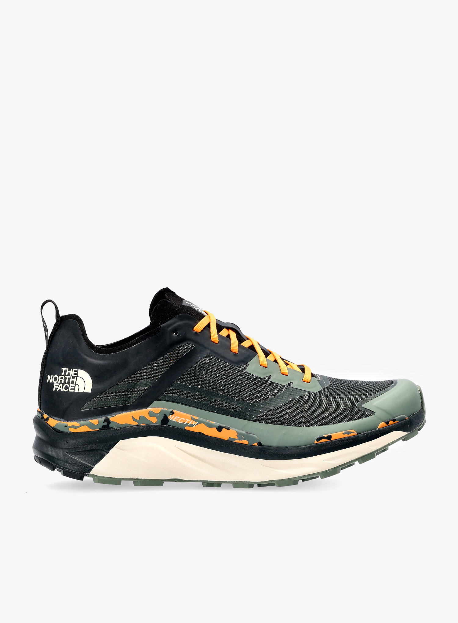 Buty trailowe The North Face Vectiv Infinite LTD - agave green/gold - zdjęcie nr. 1