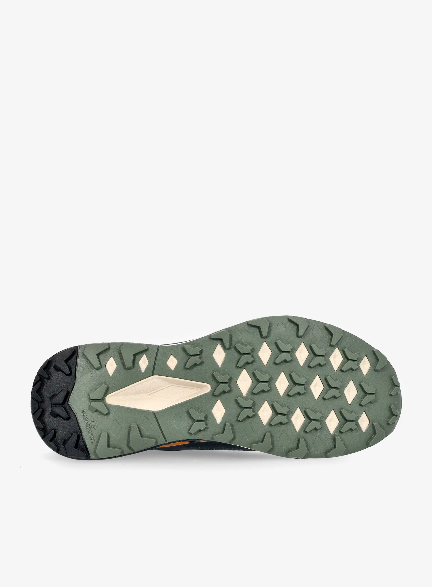 Buty trailowe The North Face Vectiv Infinite LTD - agave green/gold - zdjęcie nr. 2