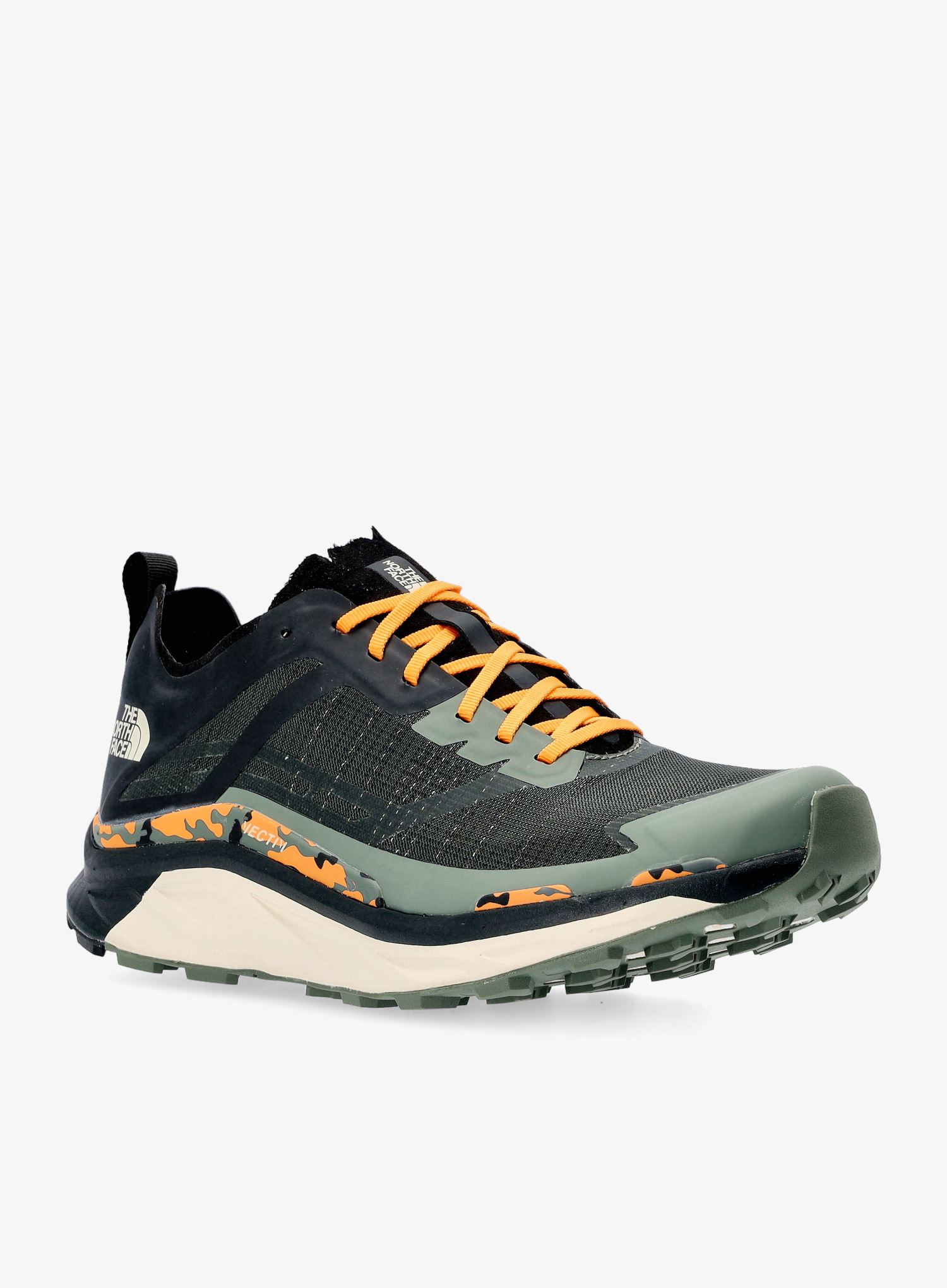 Buty trailowe The North Face Vectiv Infinite LTD - agave green/gold - zdjęcie nr. 3