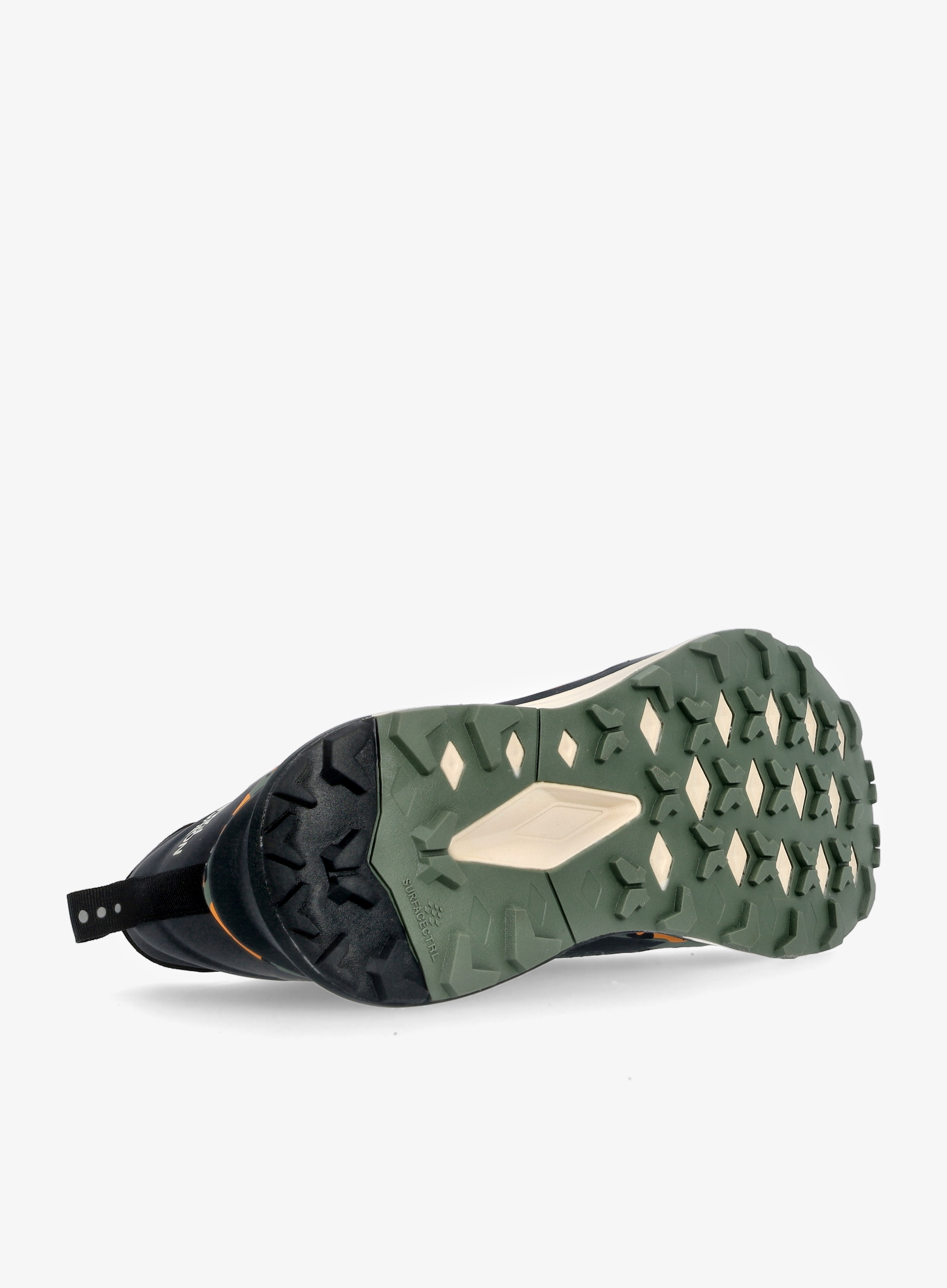 Buty trailowe The North Face Vectiv Infinite LTD - agave green/gold - zdjęcie nr. 4