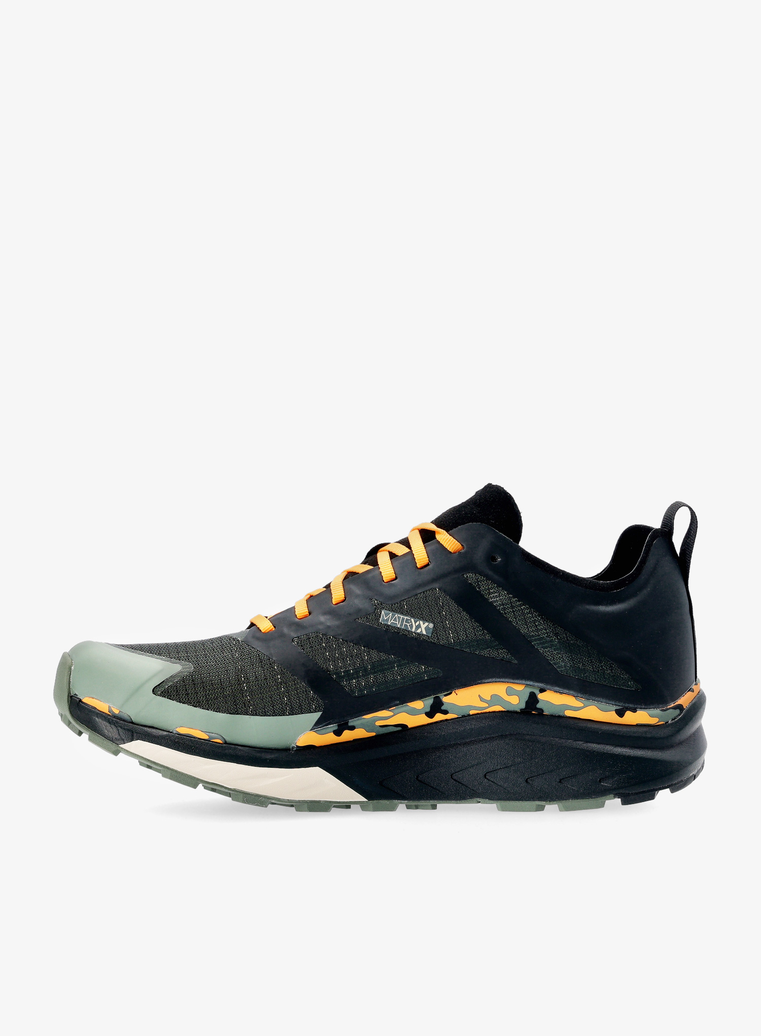 Buty trailowe The North Face Vectiv Infinite LTD - agave green/gold - zdjęcie nr. 7