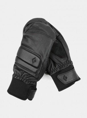 Damskie łapawice Black Diamond Women's Spark Mitts - smoke