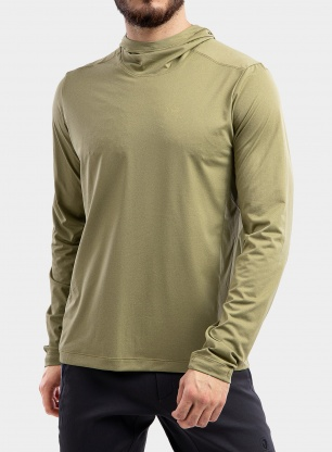 Bluza Arcteryx Remige Hoody - kinetic heather
