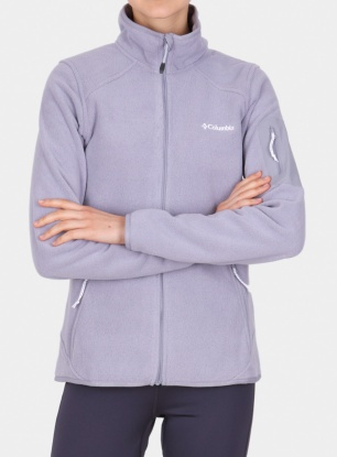 Bluza damska Columbia Outdoor Novelty Fleece - astral